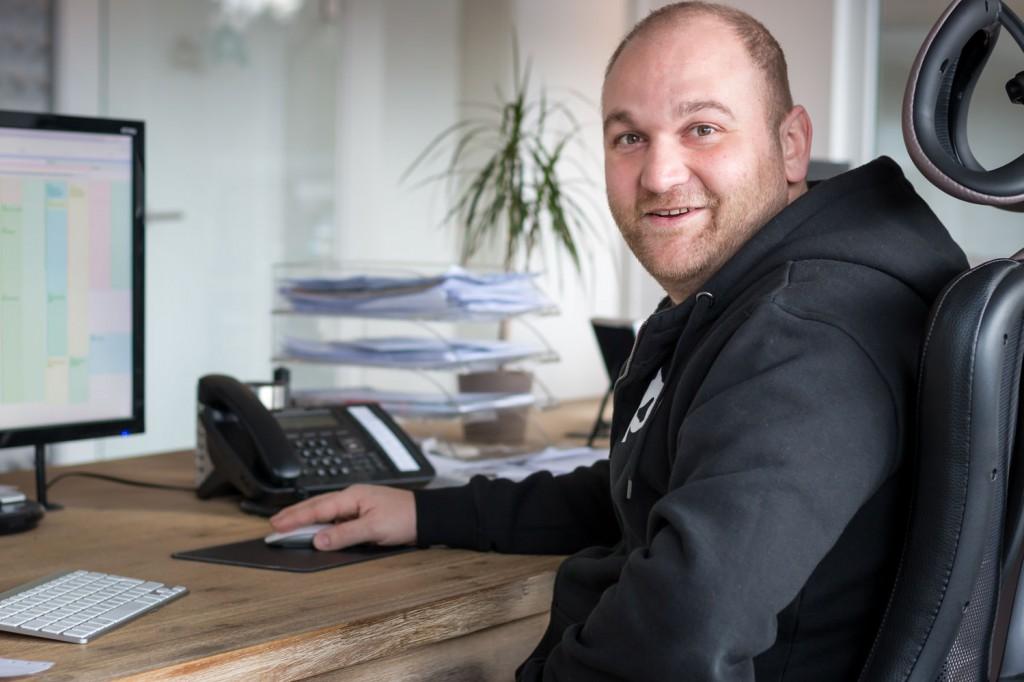 Carsten Hansen Projektleiter