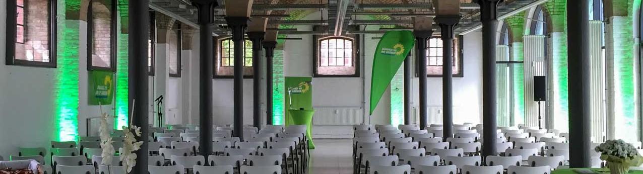 Grüne, Kunstsaal Lüneburg
