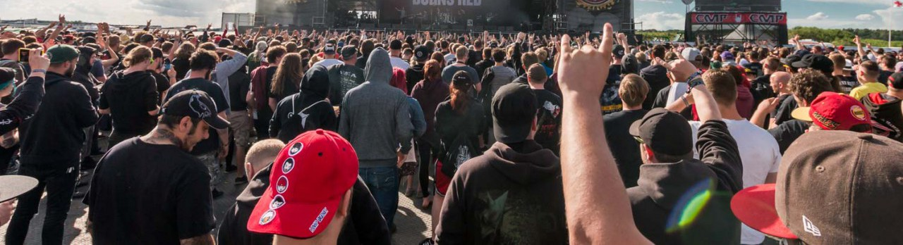 With Full Force Main Stage